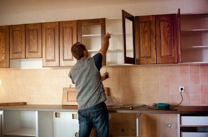 Cabinet refinishing in Bolingbrook IL