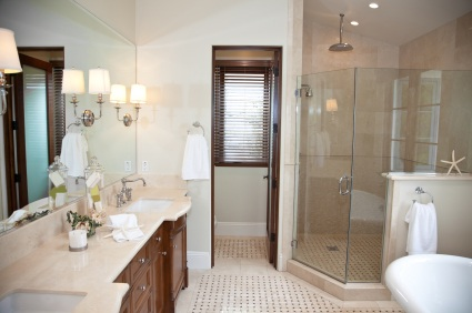 Saint Charles bathroom remodel by Painter's Logic