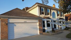 Exterior Trim Painting in Carol Stream, IL (2)