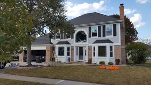 Exterior Trim Painting in Carol Stream, IL (1)