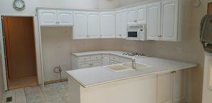Before & After Kitchen Cabinet Painting in Naperville, IL (4)