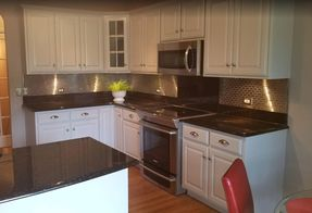 Before & After Cabinet Painting in Aurora, IL (2)